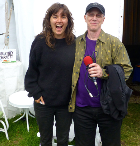 DTM & Courtney Barnett