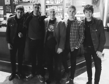 DTM & The Sherlocks
