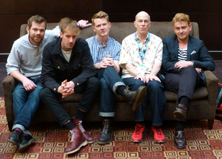DTM & The Crookes
