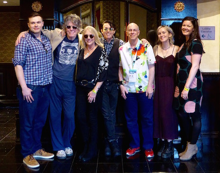 Joolz Jones, Peter Lewis, Pegi Young, Richard Barone, DTM, Johanna Warren, Arwen Lewis
